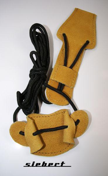 Spannschnur aus Leder Recurve