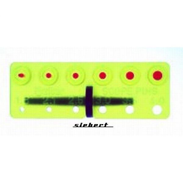 Beiter Scope Pinsatz für Ø29 Scopes - Farbkit