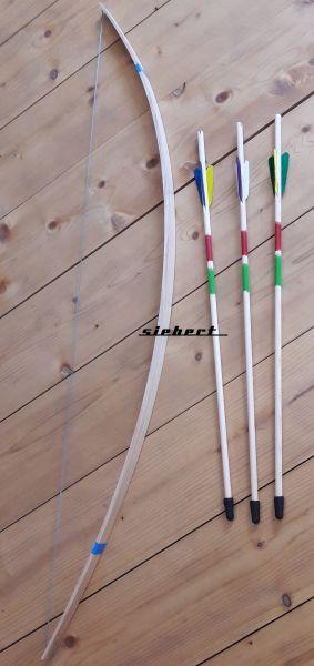 Kinderbogen 100 cm mit 1 Kindersportpfeil